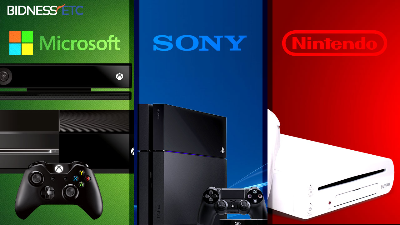 nintento vs microsoft essay A few months ago, the rumors were that the nintendo nx would be out before the end of the year, sony 's ps45 might be out in the fall, and microsoft would probably wait until the following year.