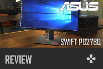 [REVIEW] Monitor Asus ROG SWIFT PG278Q
