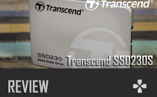 [REVIEW] Transcend SSD 230S 128GB