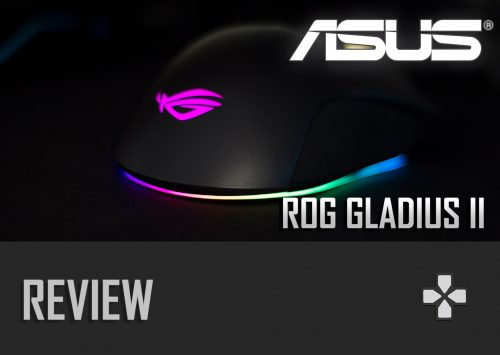 [REVIEW] Mouse ASUS ROG Gladius II
