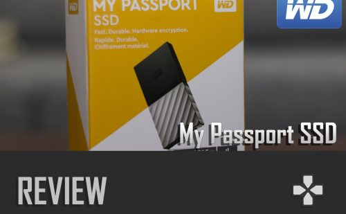 [REVIEW] WD My Passport SSD