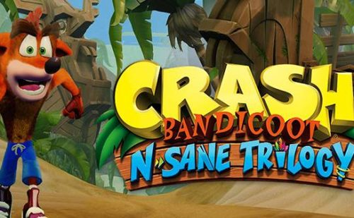Crash Bandicoot N. Sane Trilogy ya está disponible en PC vía Steam