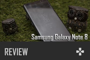 [REVIEW] Samsung Galaxy Note 8