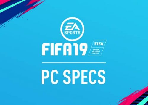 Revelan los requisitos para FIFA 19 en PC